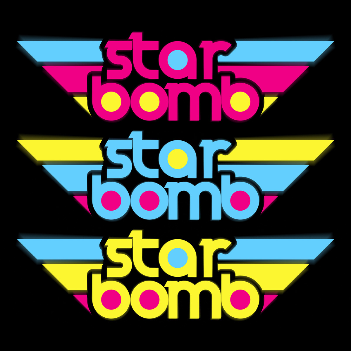 Starbomb - (Self Titled Album) (2013)